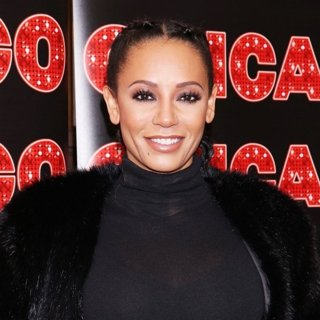 Melanie Brown - Photocall for The Chicago Musical