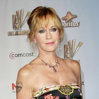 Melanie Griffith in 2011 NCLR ALMA Awards - Arrivals