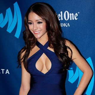 Melanie Iglesias in 24th Annual GLAAD Media Awards - Arrivals