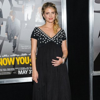 Melanie Laurent in New York Premiere of Now You See Me