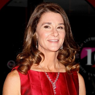 Melinda Gates in Glamour Magazine's 23rd Annual Women of The Year Gala - Arrivals