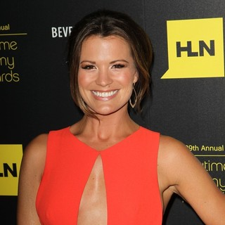 Melissa Claire Egan in 39th Daytime Emmy Awards - Arrivals