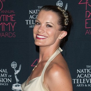 Melissa Claire Egan in 40th Annual Daytime Entertainment Creative Arts Emmy Awards