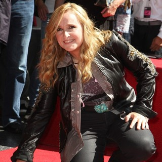 Melissa Etheridge - Melissa Etheridge Honored with A Star on The Hollywood Walk of Fame