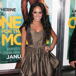 Melissa Gorga in The One for the Money Premiere