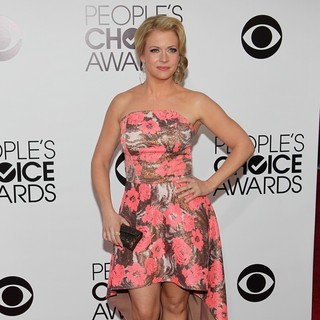 Melissa Joan Hart - The 40th Annual People's Choice Awards - Arrivals