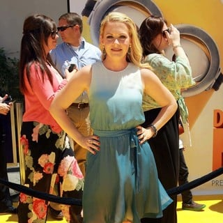 Melissa Joan Hart in Premiere of Universal Pictures' Despicable Me 2