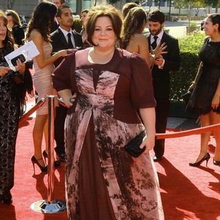 Melissa McCarthy in 2012 Creative Arts Emmy Awards - Arrivals