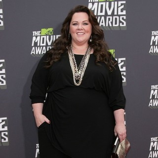 Melissa McCarthy in 2013 MTV Movie Awards - Arrivals