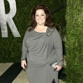 Melissa McCarthy in 2013 Vanity Fair Oscar Party - Arrivals