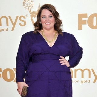Melissa McCarthy in The 63rd Primetime Emmy Awards - Arrivals