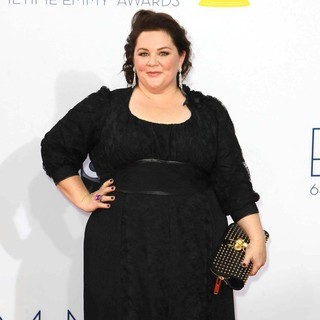 Melissa McCarthy in 64th Annual Primetime Emmy Awards - Arrivals