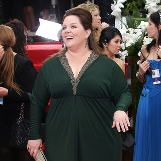 Melissa McCarthy in The 69th Annual Golden Globe Awards - Arrivals