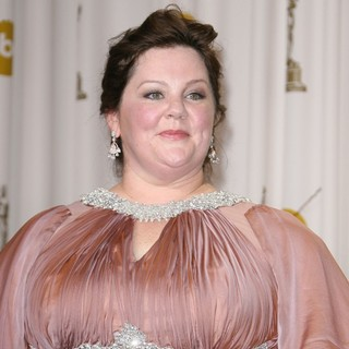 Melissa McCarthy in 84th Annual Academy Awards - Press Room