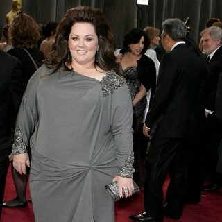 Melissa McCarthy in The 85th Annual Oscars - Red Carpet Arrivals