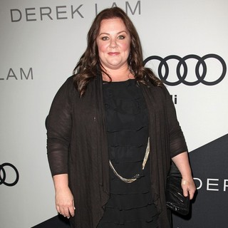 Melissa McCarthy in Audi and Derek Lam Celebrate The 2012 Emmy Awards