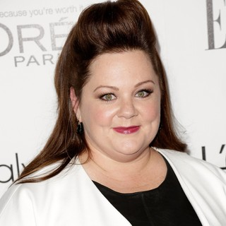 Melissa McCarthy in ELLE 20th Annual Women in Hollywood Celebration
