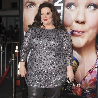 Melissa McCarthy in Los Angeles Premiere of Identity Thief