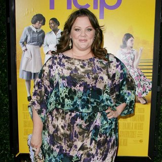 Melissa McCarthy in World Premiere of The Help