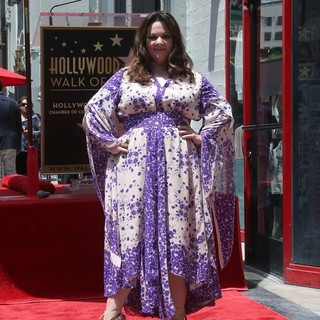 Melissa McCarthy - Melissa McCarthy Recieves A Star on The Hollywood Walk of Fame
