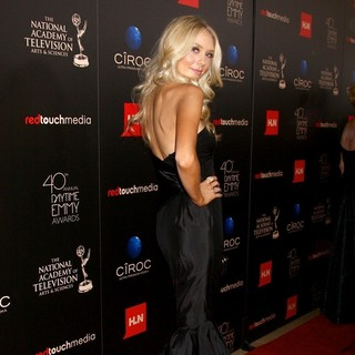 Melissa Ordway in The 40th Annual Daytime Emmy Awards - Arrivals
