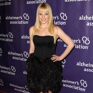 Melissa Rauch in The 20th Annual A Night at Sardi's Fundraiser and Awards Dinner - Arrivals