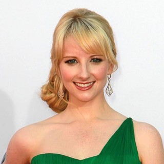 Melissa Rauch in 64th Annual Primetime Emmy Awards - Arrivals