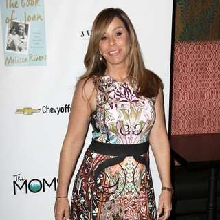 Melissa Rivers - The MOMS Mamarazzi Event with Melissa Rivers - Arrivals