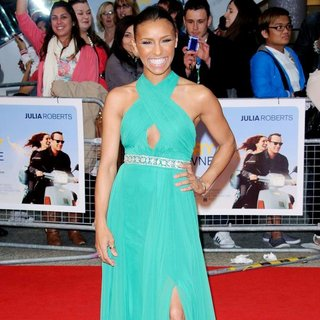Melody Thornton in Larry Crowne UK Premiere - Arrivals
