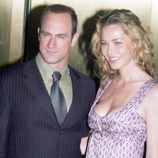 Christopher Meloni, Connie Nielsen in NBC Television Upfront Presentation