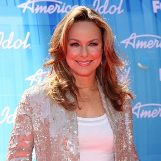 Melora Hardin in American Idol Season 11 Grand Finale Show - Arrivals