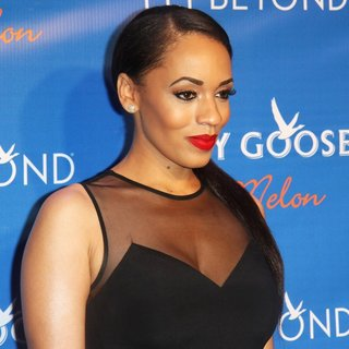 Melyssa Ford in The Official Launch of GREY GOOSE Le Melon Hosted by GREY GOOSE Vodka - Arrivals