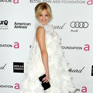 Mena Suvari in The 20th Annual Elton John AIDS Foundation's Oscar Viewing Party - Arrivals