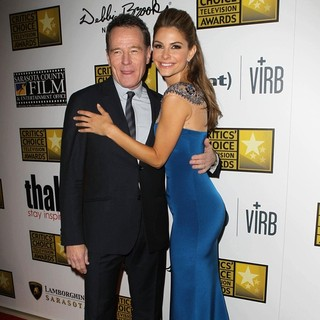 Bryan Cranston, Maria Menounos in Broadcast Television Journalists Association's 3rd Annual Critics' Choice Television Awards