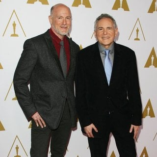 Neil Meron, Craig Zadan in The 86th Oscars Nominees Luncheon - Arrivals