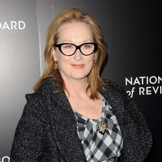 Meryl Streep in 2014 National Board of Review Awards Gala
