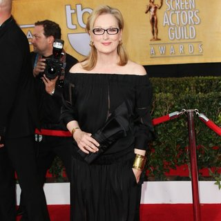 Meryl Streep in The 20th Annual Screen Actors Guild Awards - Arrivals