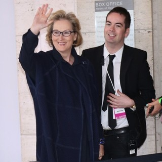 Meryl Streep in 4th Annual Women in The World Summit