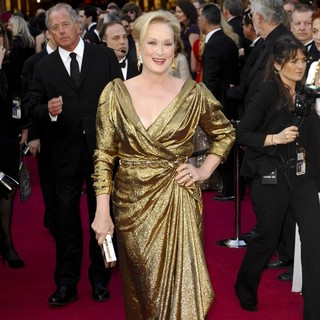 Meryl Streep in 84th Annual Academy Awards - Arrivals