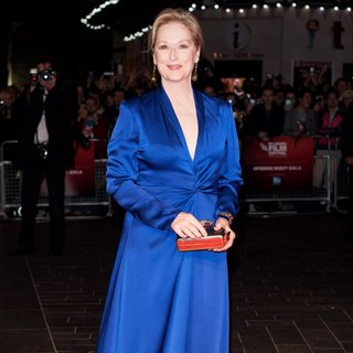 BFI London Film Festival 2015 - Opening Night - Suffragette Premiere - Arrivals