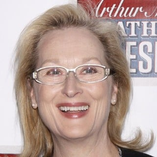Meryl Streep in Broadway Opening Night of Death of A Salesman - Arrivals