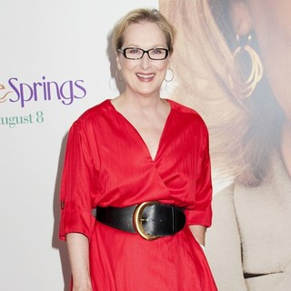 Meryl Streep in New York Premiere of Hope Springs - Arrivals