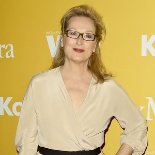 Meryl Streep in Women in Film 2012 Crystal + Lucy Awards - Arrivals