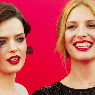 The 69th Venice Film Festival - The Company You Keep - Premiere - Red Carpet - mesquida-baume-69th-venice-film-festival-01
