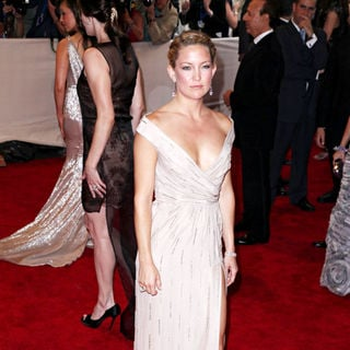 Kate Hudson in The Costume Institute Gala Benefit