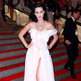 Katy Perry - The Costume Institute Gala Benefit