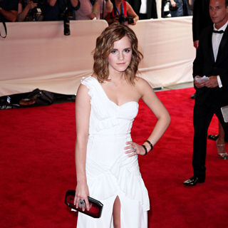 Emma Watson - The Costume Institute Gala Benefit