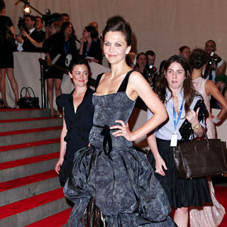 Maggie Gyllenhaal in The Costume Institute Gala Benefit