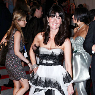 Robin Tunney in The Costume Institute Gala Benefit