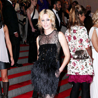 Elizabeth Banks in The Costume Institute Gala Benefit